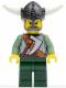 Minifig No: vik012  Name: Viking Warrior 3a