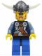 Minifig No: vik013  Name: Viking Warrior 2f