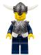 Minifig No: vik015  Name: Viking Warrior 1a