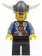 Minifig No: vik016  Name: Viking Warrior 2b