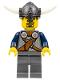 Minifig No: vik022  Name: Viking Warrior 1c