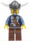 Minifig No: vik024  Name: Viking Warrior 2c