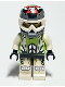 Minifig No: wr001  Name: Team X-treme Daredevil 1 (REX-treme) - Dirtbike Helmet