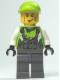 Minifig No: wr013  Name: Crew Member 2