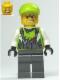 Minifig No: wr014  Name: Crew Member 3