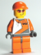 Minifig No: wr015  Name: Official 2