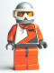 Minifig No: wr016  Name: Official 3