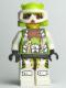 Minifig No: wr020  Name: Team X-treme Daredevil 3 (MAX-treme) - Wrap Helmet