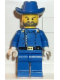 Minifig No: ww002  Name: Cavalry Lieutenant