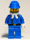 Minifig No: ww004  Name: Cavalry Lieutenant with Cavalry Cap and Bandana