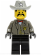 Minifig No: ww021  Name: Sheriff