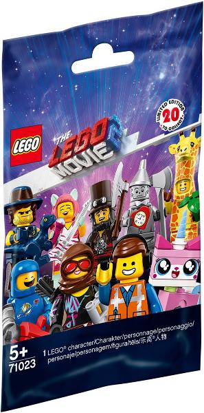 Sherry Scratchen-Post /& Scarfield - LEGO minifigure coltlm2-6 LEGO Movie 2