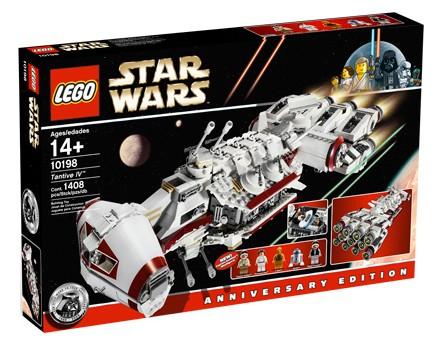 Bricklink Set 10198 1 Lego Tantive Iv Star Wars Star Wars Episode 4 5 6 Bricklink Reference Catalog