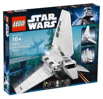 bricklink set 10212 1 lego imperial shuttle ucs star warsultimate collector seriesstar wars episode 456 bricklink reference catalog
