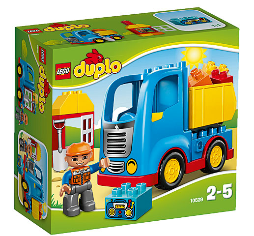 LEGO 10529 Duplo Truck New Sealed
