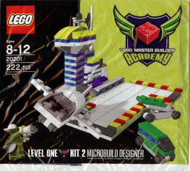 BrickLink - Set 20201-1 : Lego MBA Level One - Kit 2, Microbuild ...