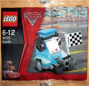 CARS LEGO 30120 GUIDO
