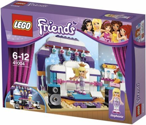 BrickLink - Set 41004-1 : Lego Rehearsal Stage [Friends] - BrickLink ...