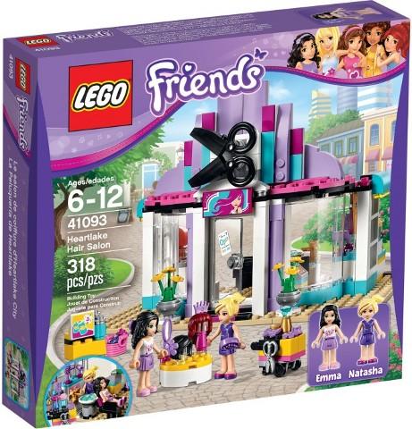 Bricklink Set 41093 1 Lego Heartlake Hair Salon Friends