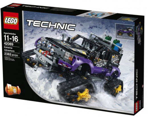 LEGO Technic Extreme Adventure 42069 Brand New Sealed