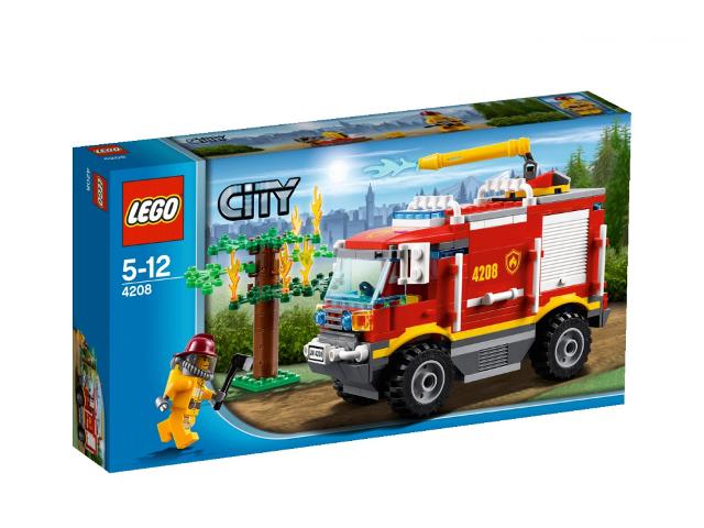 Bricklink Set 4208 1 Lego 4 4 Fire Truck Towncityfire