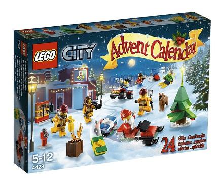 Bricklink Set 4428 1 Lego Advent Calendar 2012 City Holiday