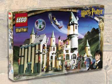 LEGO HARRY POTTER COMPLETE SPIRAL STAIR CASE 16 STEPS FOR SET 4709 CASTLE