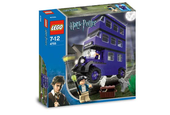 Bricklink Set 4755 1 Lego Knight Bus Harry Potterprisoner Of