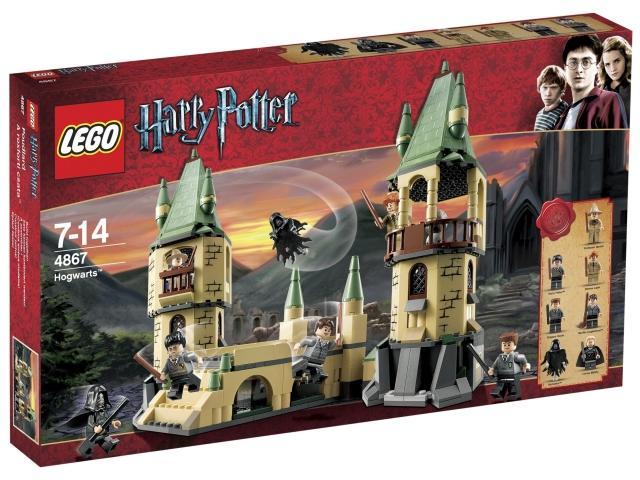 Bricklink Set 4867 1 Lego Hogwarts Harry Potter Bricklink