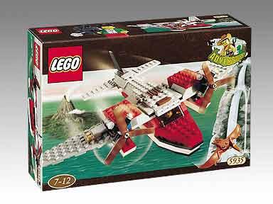 BrickLink - Set 5935-1 : Lego Island Hopper [Adventurers:Dino Island] -  BrickLink Reference Catalog