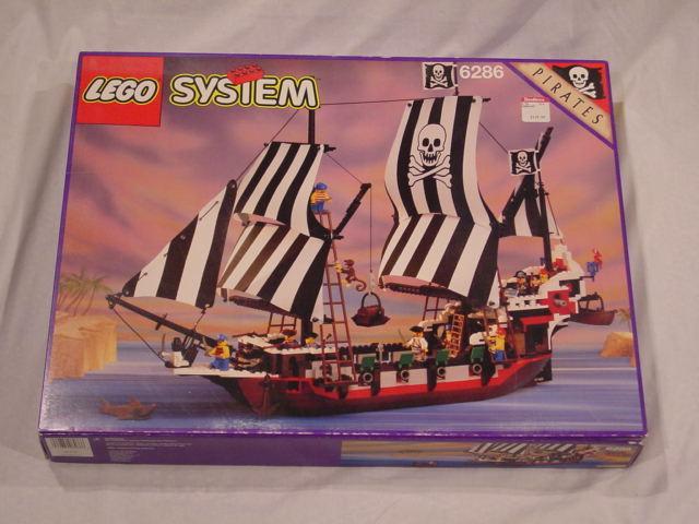 BrickLink - Set 6286-1 : Lego Skull's Eye Schooner [Pirates:Pirates