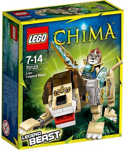 Bricklink Set 70123 1 Lego Lion Legend Beast Legends Of Chima