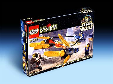 BrickLink - Set 7131-1 : Lego Anakin's Podracer [Star Wars:Star Wars  Episode 1] - BrickLink Reference Catalog