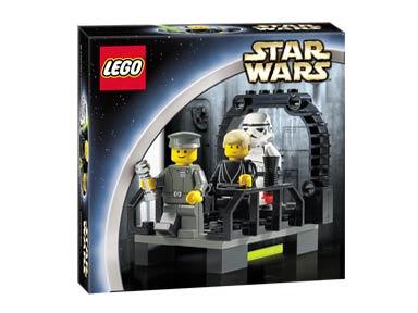 Lego Star Wars Set 7200 Final Duel 1 original box /& instructions No Lego pieces
