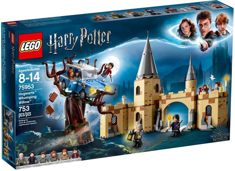 75953 NEUF NEW Instruction LEGO Hogwarts Whomping Willow Notice
