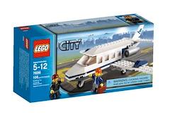 BrickLink - Set 7696-1 : Lego Commuter Jet [Town:City:Airport] - BrickLink  Reference Catalog