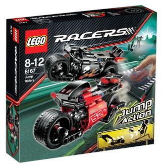 bricklink set 8167 1 lego jump riders racers power racers