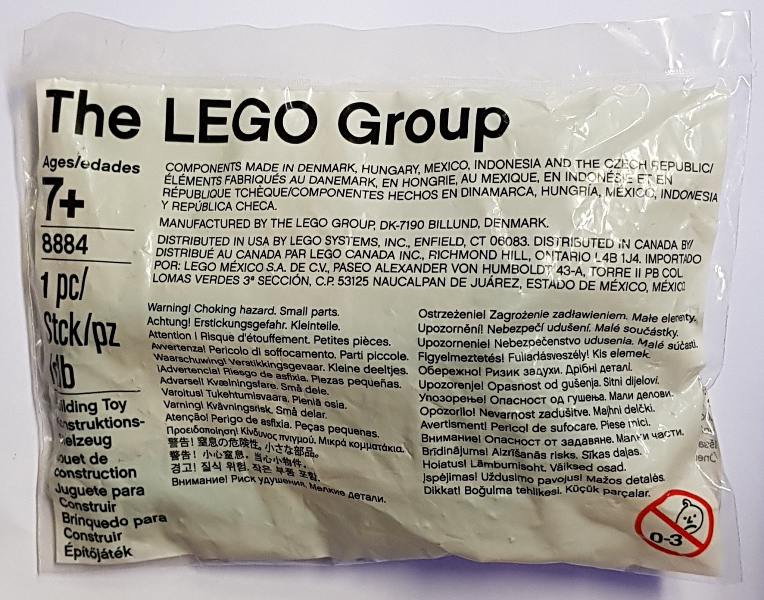 BrickLink - Set 8884-1 : Lego Power Functions IR Receiver [Power Functions]  - BrickLink Reference Catalog