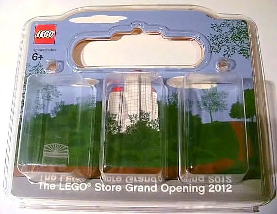 BrickLink - Set Alpharetta-1 : Lego LEGO Store Grand Opening ...