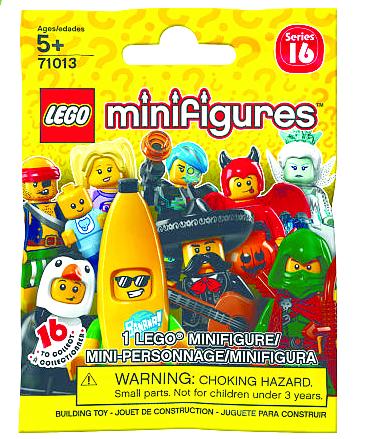 GENUINE LEGO MINI-FIGURES MINIFIG collectable series 16 Spy complete col16-14