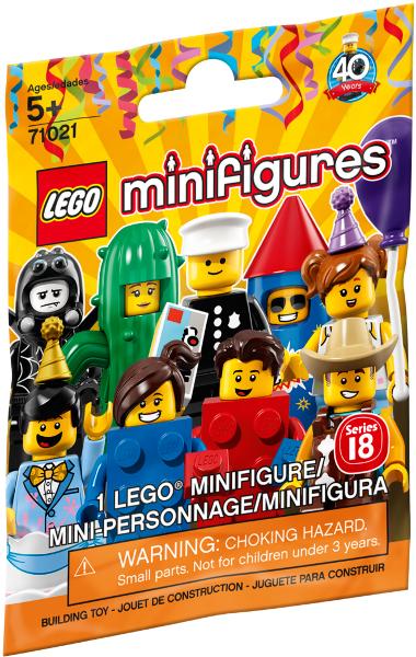 GENUINE LEGO MINIFIGURE MINIFIG Series 18 Dragon Suit Guy Full Set col18-7