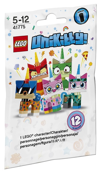 Lego dessert unikitty unopened new sealed inner bag