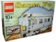 Original Box No: 10022  Name: Santa Fe Cars - Set II (dining, observation, or sleeping car)