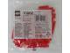 Original Box No: 10062  Name: Red Plates 1 x n