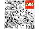 Original Box No: 1013  Name: Numbers - 6 symbols