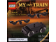 Original Box No: 10153  Name: Electric Train Motor 9V (My Own Train)