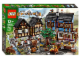 Original Box No: 10193  Name: Medieval Market Village