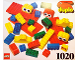 Original Box No: 1020  Name: Basic Bricks - 90 elements
