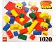 Original Box No: 1020  Name: Basic Bricks - 90 elements