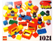 Original Box No: 1021  Name: Basic Vehicles - 78 elements
